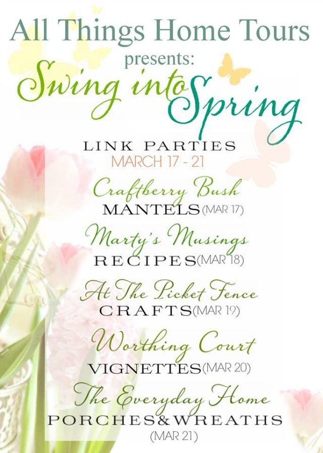 Swing into Spring Link Parties