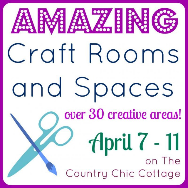 Amazing Craft Rooms and Spaces