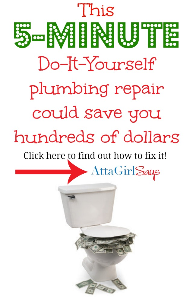 how to fix a running toilet atta girl says. Black Bedroom Furniture Sets. Home Design Ideas