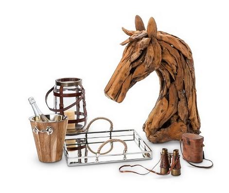 Target Equestrian Home Decor