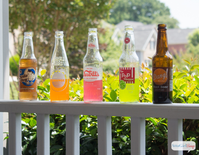 Specialty Chips & Vintage Soda Tasting Party