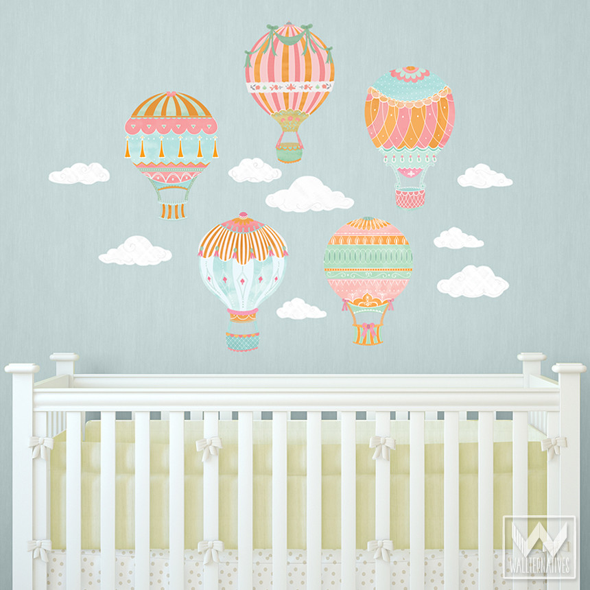 WallPrints Fabric Decals from Wallternatives