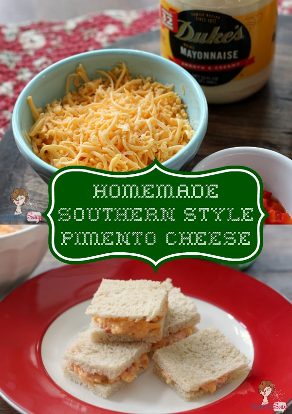 Southern Style Pimento Cheese Recipe from Atta Girl Says
