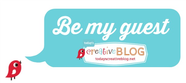 beMyGuest at Today's Creative Blog