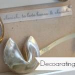 Decorating & Organizing with Shadow Box Frames
