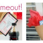 Gift for Mom: #ShareItForward with a Timeout Gift Basket for Mom #shop