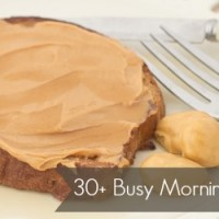 Maple Nut Goodie Toast and 30+ Quick Breakfast Recipes