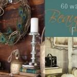 60 Fall Mantel Decorating Ideas