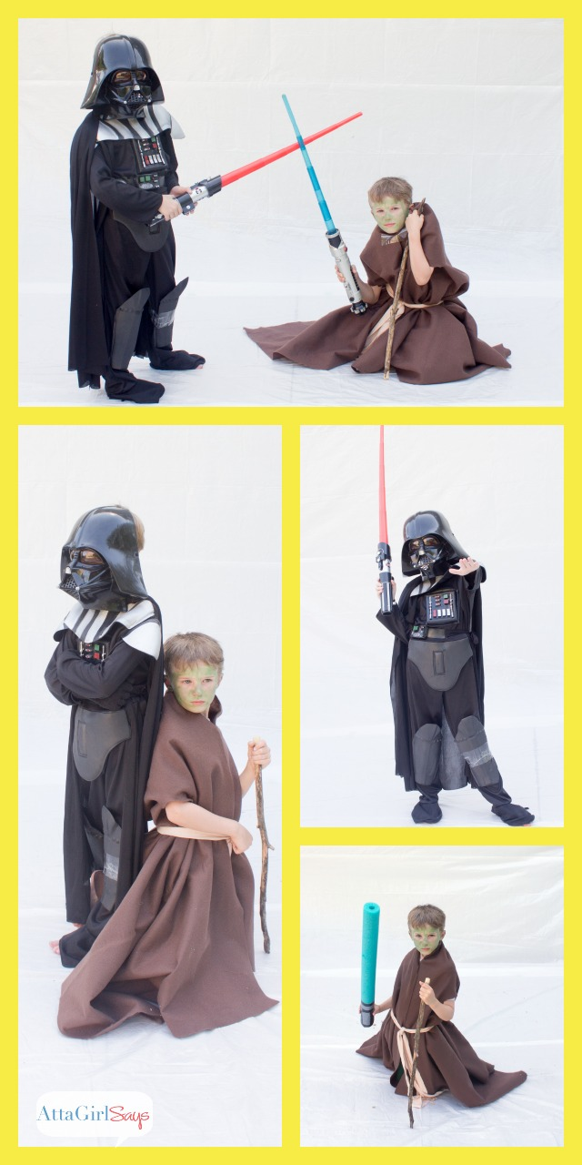 Star Wars Birthday Party Ideas from AttaGirlSays.com