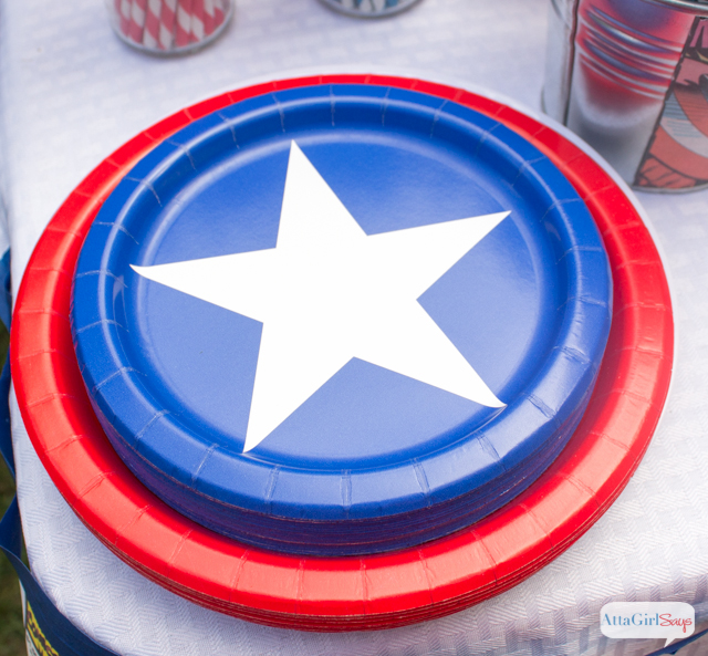 Creative and Clever Captain American Party Ideas for Kids & Adults