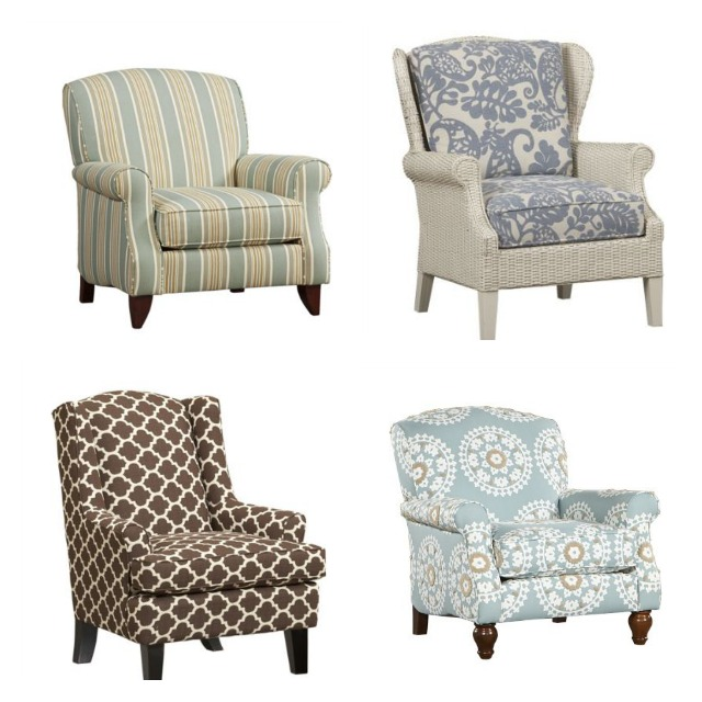 Awesome Try Out Trends In Pillows And Other Accessories Or Upholster A Side Chair  In A Fabulous Modern Fabric.