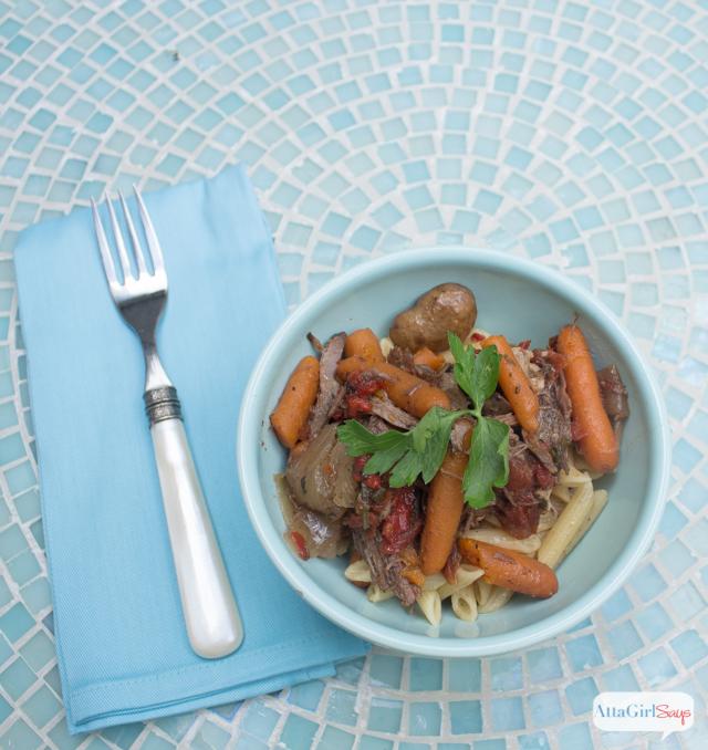 italian cooker pot roast recipe atta says