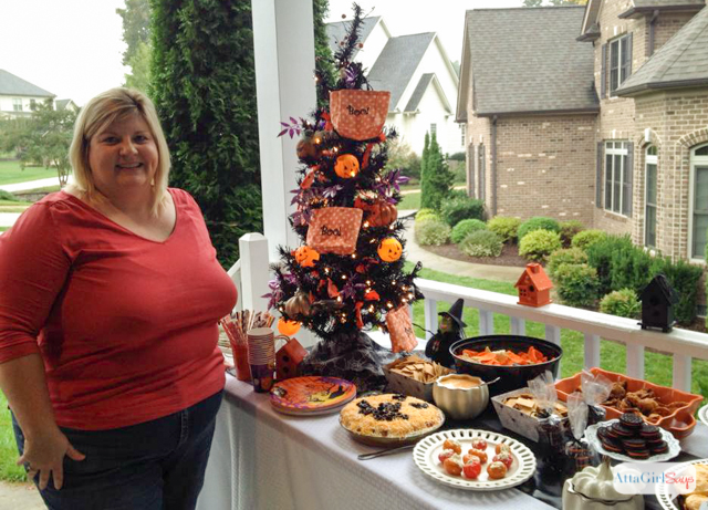 Play with your food halloween snacks party ideas atta girl says kids love playing with their food so why not throw a halloween bash that encourages forumfinder Choice Image