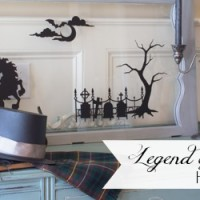 Legend of Sleepy Hollow Halloween Decorations