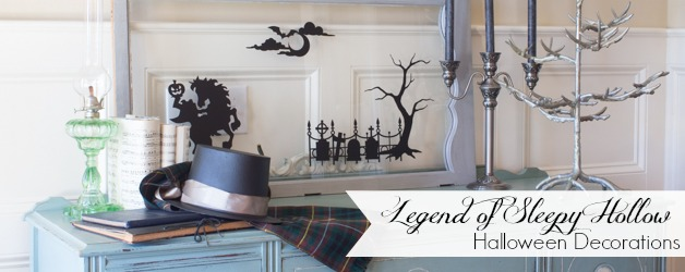 Legend of Sleepy Hollow Halloween Decorations