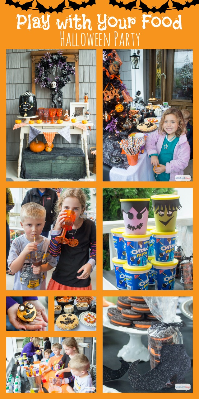Play With Your Food Halloween Snacks amp Party Ideas Atta