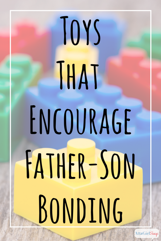 A great list of the best toys for boys and their fathers to play with together. No screens, no batteries, just lots of fun times for families. These are toys that kids and their parents love because they're fun and educational and they're not ones kids quickly outgrow. #TargetToys #cbias #shop