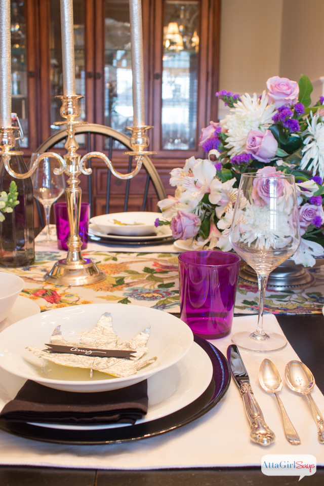 Elegant thanksgiving table decorations for Elegant thanksgiving table settings