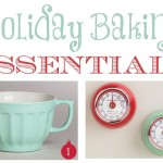Holiday Baking Essentials at World Market and Homemade Food Gifts