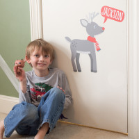 Personalized Children's Clothing & Wall Stickers