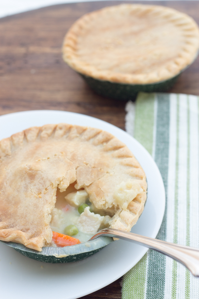Casual Holiday Dinner Party Ideas with Marie Callender's Pot Pies