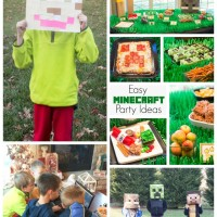 Epic Minecraft Party Play Date with Gameband