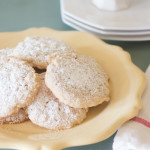 Lemon Oatmeal Lacies Christmas Cookie Recipe