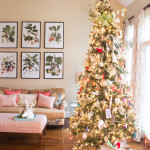 2014 Christmas Home Decor and Tour at AttaGirlSays.com