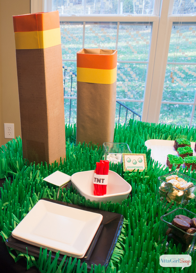 Minecraft Party Ideas For An Epic Gamer Birthday