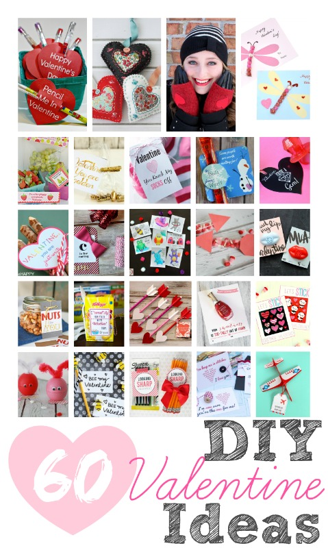 photo regarding Printable Valentine Craft named Sew Adorable Cost-free Printable Valentines Working day Playing cards - Atta Woman Suggests