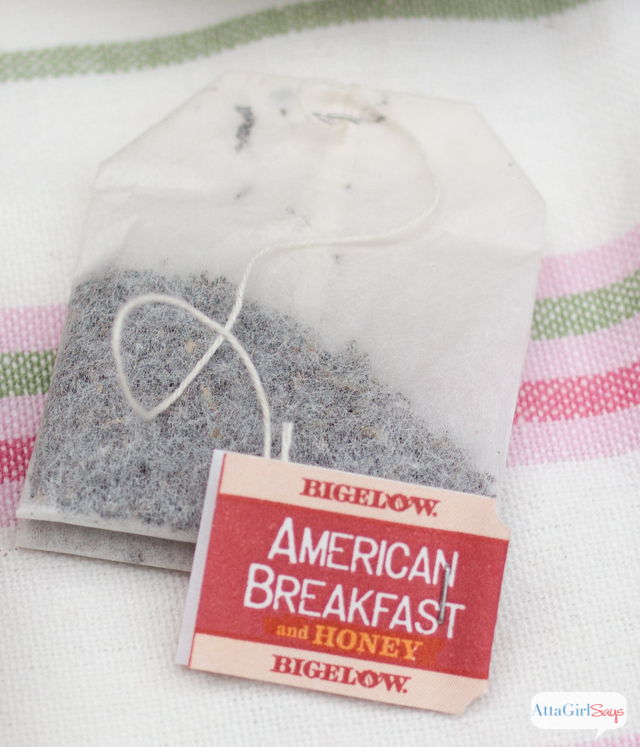 Every bag of Bigelow American Breakfast Tea contains 50 percent more caffeine for a natural lift and boost when you need it. #AmericansTea #shop