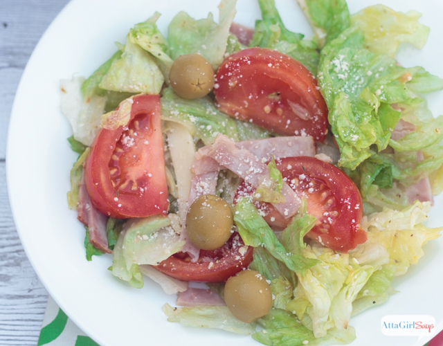 Seriously…the best salad recipe ever