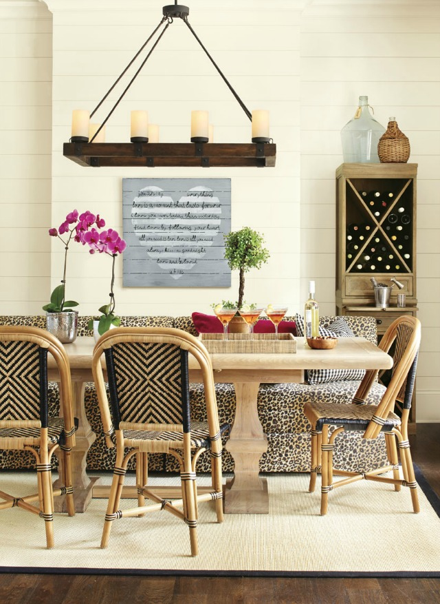 A BytheNumbers Guide To Choosing A Chandelier For Every Space - Light above kitchen table height