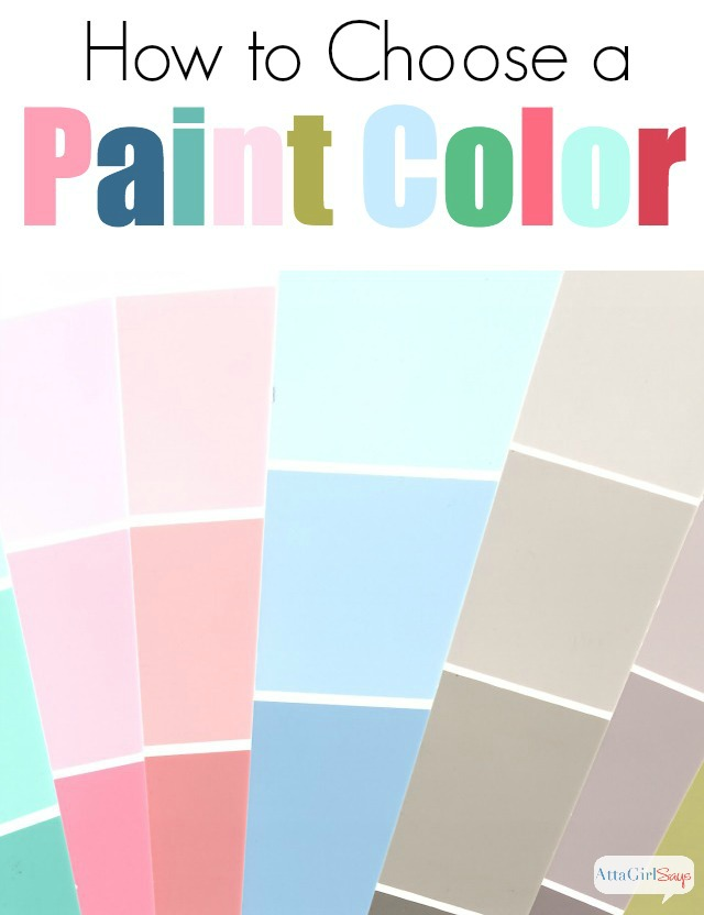 How To Choose Paint Color 28 Images How To Choose The