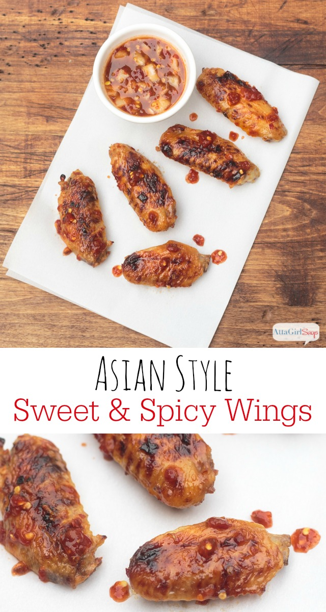 Looking for a party recipe that you'll make again and again? These Asian style sweet and spicy chicken wings are always a hit. Perfect for the Super Bowl or any kind of bash. And they're easy to make. Just marinate, broil and toss in the slow cooker.