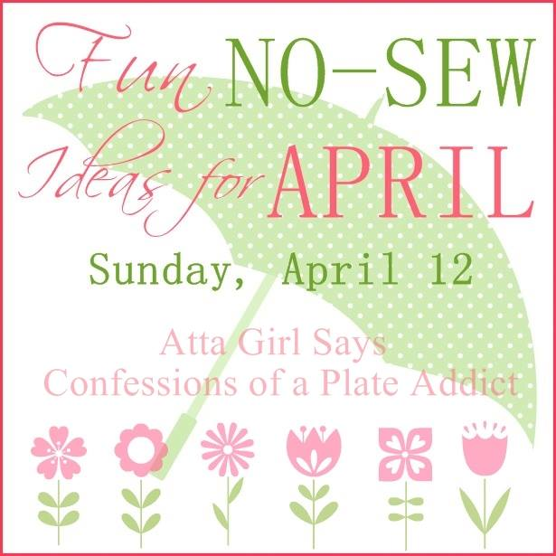 Fun No-Sew Projects for Spring
