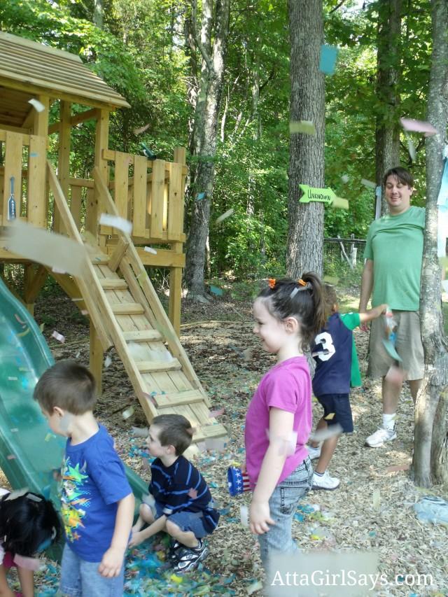 Outdoor Entertaining Ideas and Backyard Retreat