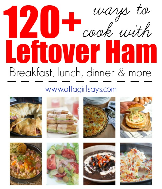 120+ Recipes for Leftover Ham