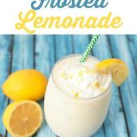Frosted & Frozen Lemonade Recipe