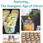 Superhero Party Ideas featuring MARVEL's The Avengers: Age of Ultron #AvengersUnite #cbias #ad