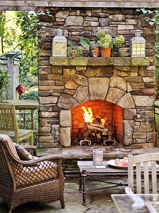 Creating an Outdoor Entertaining Retreat
