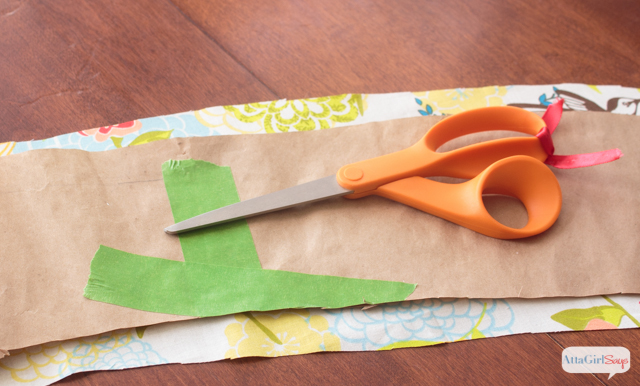 How to Make a Tote Bag: The No-Sew Version