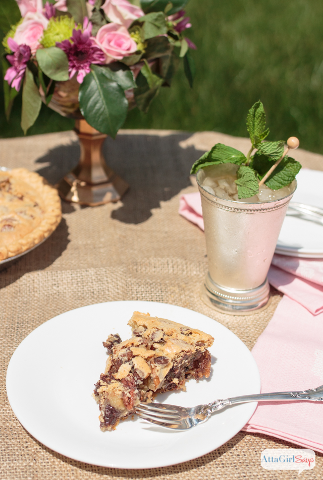 Derby Pie is the perfect dessert to serve at your Kentucky Derby ...
