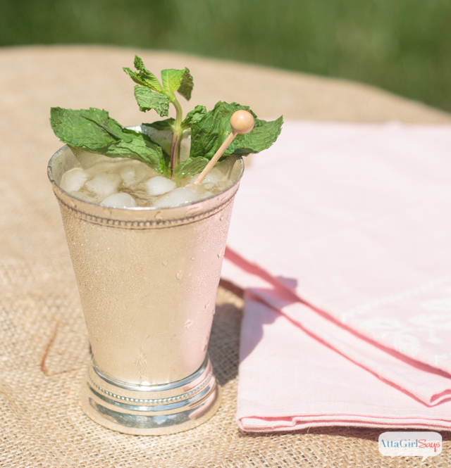 Classic Mint Julep Recipe - Atta Girl Says