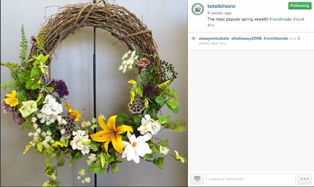 Spring Wreath Inspiration