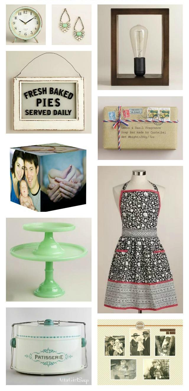 Vintage Inspired Mothers Day Gift Ideas #MyAmazingMom #spon