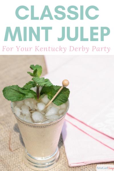 Classic Mint Julep Recipe