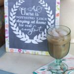 Quotable Jane Austen Free Printable Chalkboard Art #IDelightIn10 #spon #IDelight