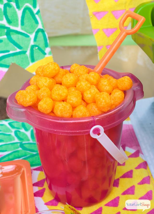Backyard Beach Party Ideas - Atta Girl Says