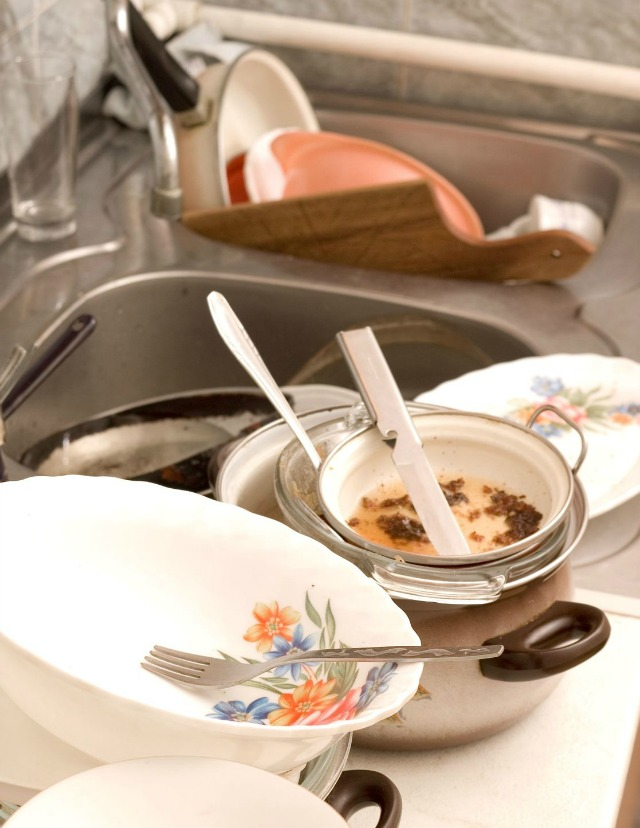 8 tips for maintaining cleaning a dishwasher - Dish washing tips ...